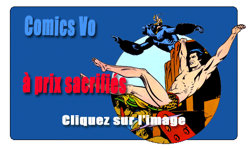 Boutique de Comics VO
